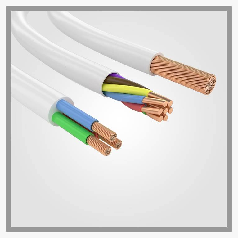 PTFE Power Cable